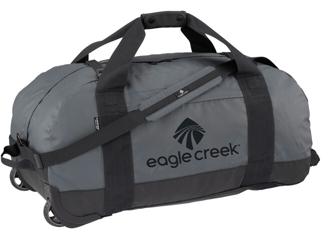 Eagle Creek No Matter What Rolling Duffel Large stone grey